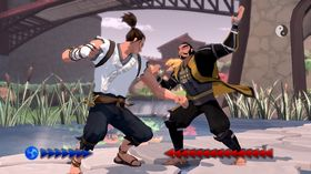 Karateka (Xbox 360).