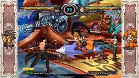 Guilty Gear XX ΛCORE PLUS (Xbox 360).