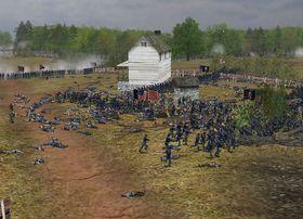 Scourge of War: Chancellorsville (PC).
