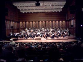 Trondheim Symfoniorkester gjør seg klare