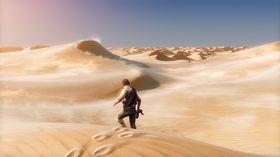 Musikken fra Uncharted tok meg med til de fire verdenshjørner. Akkurat som spillet.