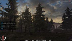 Mye skog, lite zombier.