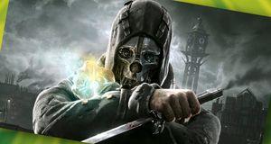 Vant du spesialutgaven av Dishonored?