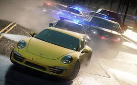 Need for Speed: Most Wanted.