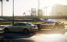 Det neste spillet i serien, Need for Speed: Most Wanted kommer i høst.