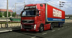 Anmeldelse: Euro Truck Simulator 2