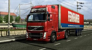Test: Euro Truck Simulator 2