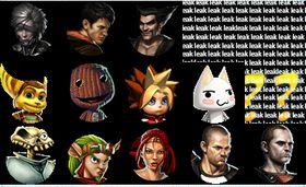 Portretter av de avslørte figurene. (Bilde: NeoGAF)