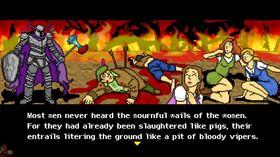 Det sjarmerande actionrollespelet EvilQuest.