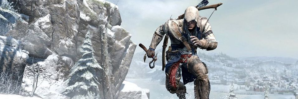 – Assassin's Creed III funker best med håndkontroller