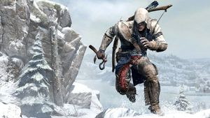 Assassin's Creed III knuser rekordar