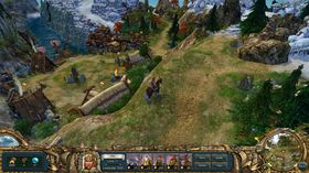 King's Bounty: Warrioers of the North (PC).