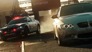 Need for Speed-film annonsert