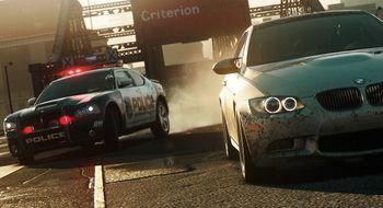 Need for Speed-film annonsert