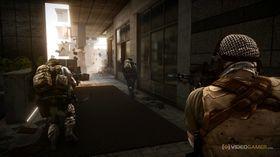 I Aftermath foregår krigen i byer etter naturkatastrofer. (Bilde: EA)