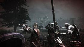 Chivalry: Medieval Warfare (PC).