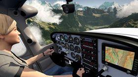 Aerofly FS (PC).
