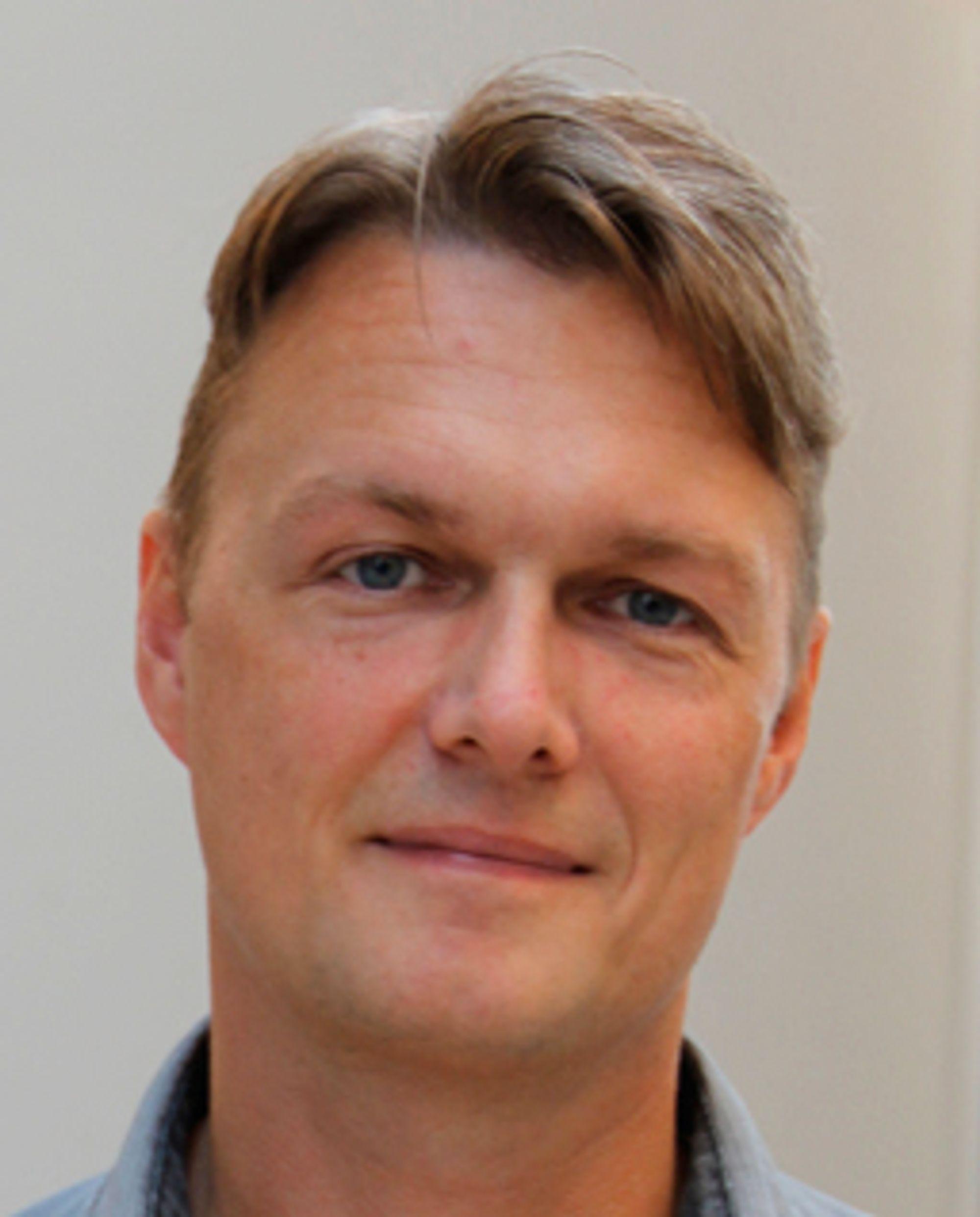 Faltin Karlsen, førsteamanuensis ved NiTH, var skeptisk til enkelte av forskningsrapportene. (Foto: joingame.org)