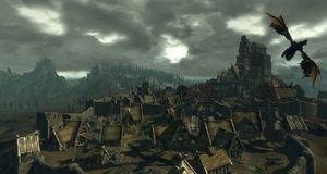 Får vi utforske nytt landområde i Skyrim?