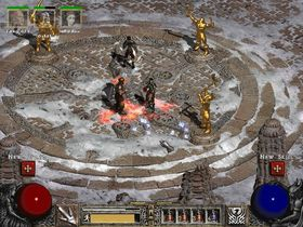 Diablo II: Lord of Destruction.