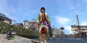 Way of the Samurai 4 (PS3).