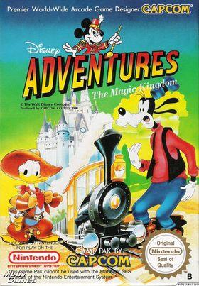 Adventures in the Magic Kingdom.