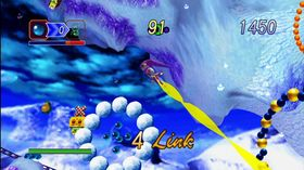 NiGHTS into Dreams.