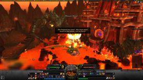 Titan skal skille seg fra World of Warcraft (illustrert).