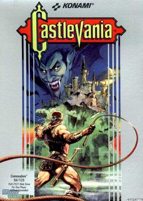 Det første Castlevania-spillet er en klassiker. (Cover: Mobygames.com)