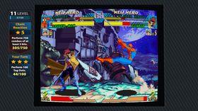 Marvel vs. Capcom: Origins (Xbox 360).