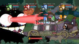 Castle Crashers (PC og Xbox 360).