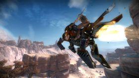 Starhawk (PS3).