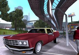 Grand Theft Auto III (PS2).