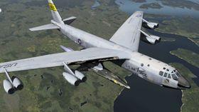 X-Plane 10 på PC.