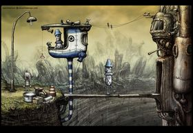 Machinarium.