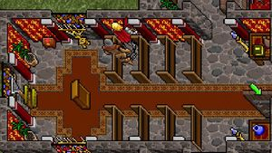 Tilbakeblikk: Ultima VII: The Black Gate