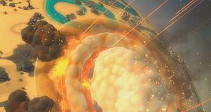Storsuksess for Planetary Annihilation