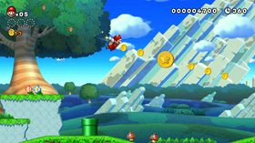 New Super Mario Bros. U blir lanseringstittel.