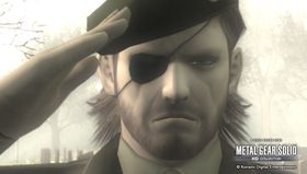 Metal Gear Solid HD Collection (PS3 og Vita).