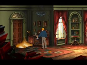 Broken Sword II: The Smoking Mirror.