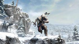 Første offisielle bilde fra Assassin's Creed III.