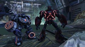 Autobot-ene Jazz og Cliffjumper