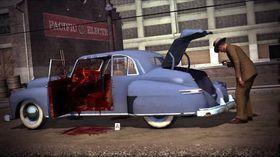I L.A. Noire skal du løse tidvis groteske drapsgåter.