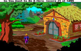 Det første spillet i Quest for Glory-serien er en av Sierras største klassikere.