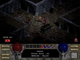 Det originale Diablo, laget av nå nedlagte Blizzard North.
