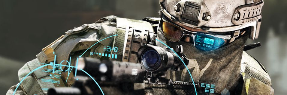 KONKURRANSE: Vinn betanøkkel til Ghost Recon: Future Soldier