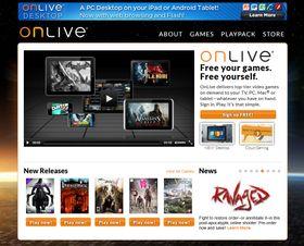 OnLive fortsetter virksomheten.