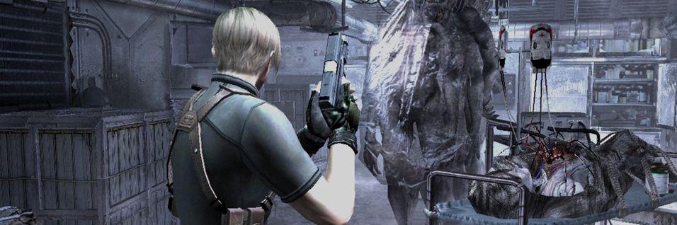 ANMELDELSE: Resident Evil 4 HD