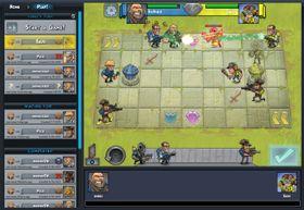 Hero Academy (PC og iOS).