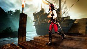 Hva er vel et pirateventyr uten en piratbabe?